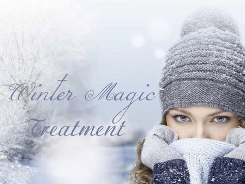 Winterzauber Behandlung