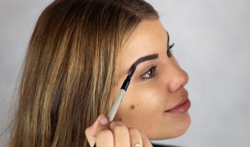 Nachzeichnen der Augenbrauen – so geht`s